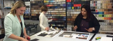 © Parkin Architects Ltd. | Parkin's staff express their passion for the work they do