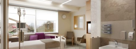 © Parkin Architects Ltd. | Infection Control Through Healthcare Design