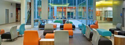 © Parkin Architects Ltd. | Mental Health Facility Design
