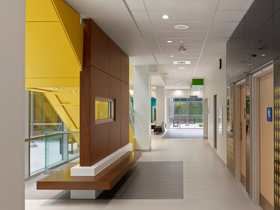© Parkin Architects Ltd. | Parkwood Institute Mental Health Care Building