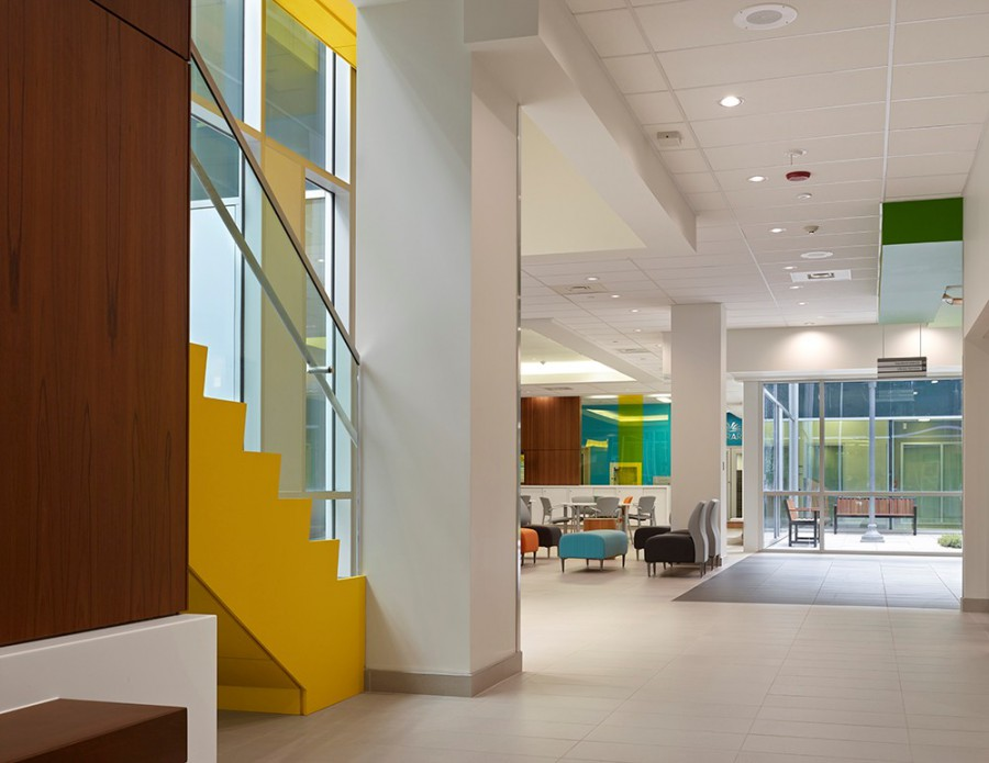 © Parkin Architects Ltd. | Parkwood Institute Mental Health Care Building