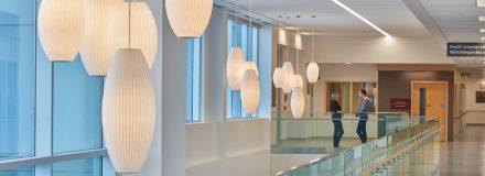© Parkin Architects Ltd. | Providence Care Hospital certified LEED® Silver