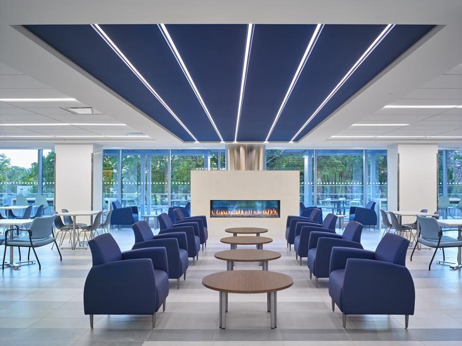 © Parkin Architects Ltd.   Joseph Brant Hospital
