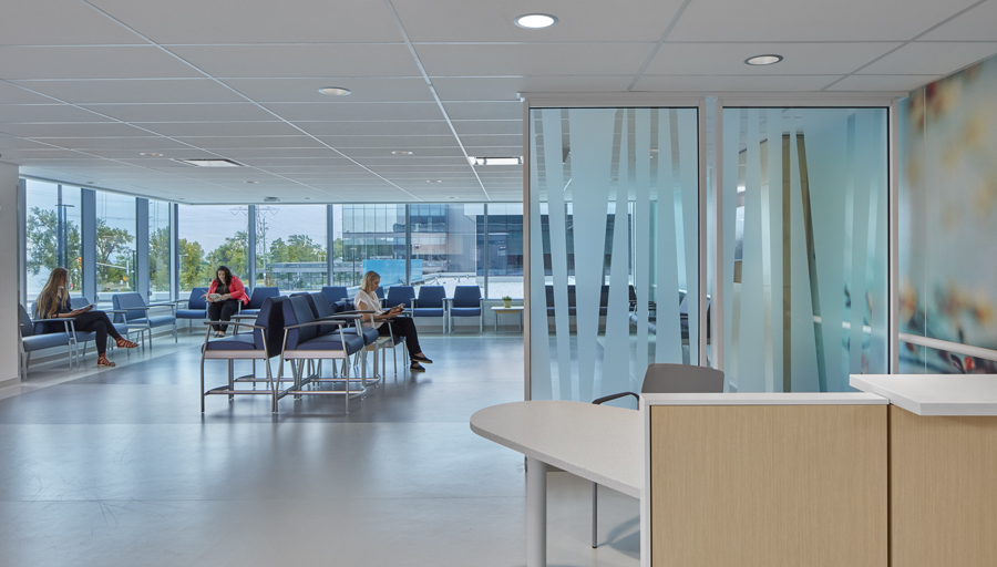 © Parkin Architects Ltd. | Joseph Brant Hospital