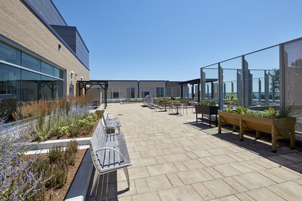 © Parkin Architects Ltd.   Providence Care Hospital
