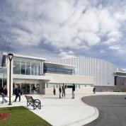 Carleton University, Twin Pad Ice Arena
