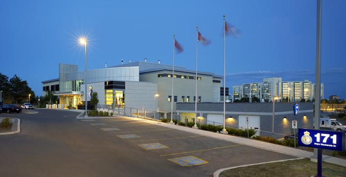 © Parkin Architects Ltd. | York Regional Police Division 2 Headquarters