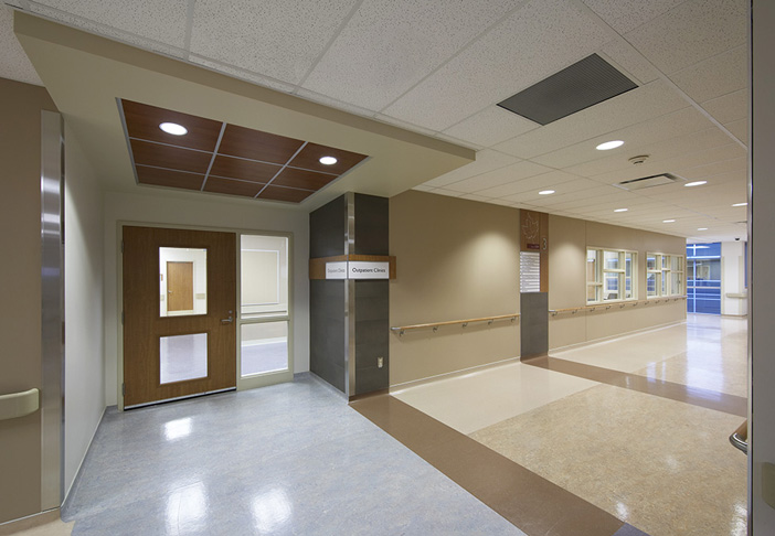 © Parkin Architects Ltd. | Brampton Civic Hospital