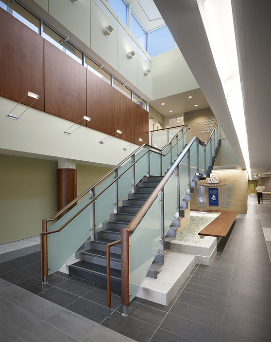 © Parkin Architects Ltd. | St. Mary's General Hospital
