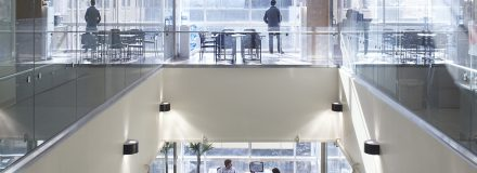 © Parkin Architects Ltd. | Institutional Design: The Impact on Productivity and Wellness