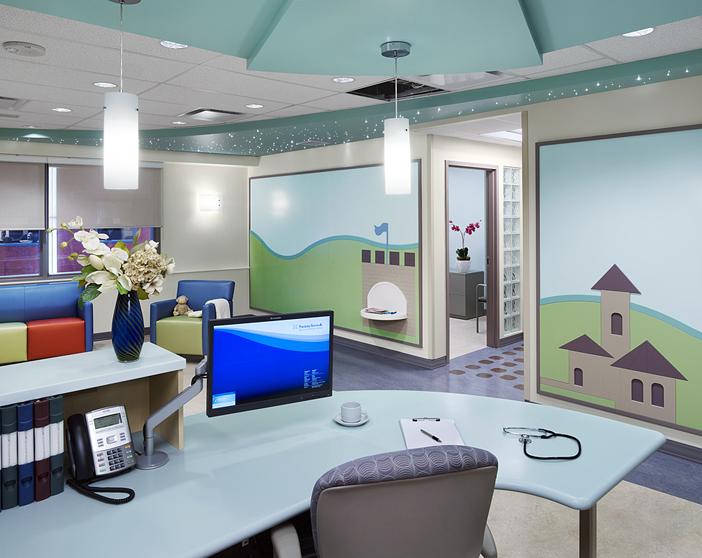 © Parkin Architects Ltd. | Sunnybrook Health Sciences Centre