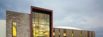 © Parkin Architects Ltd.   The Benefits of a Recreation Centre