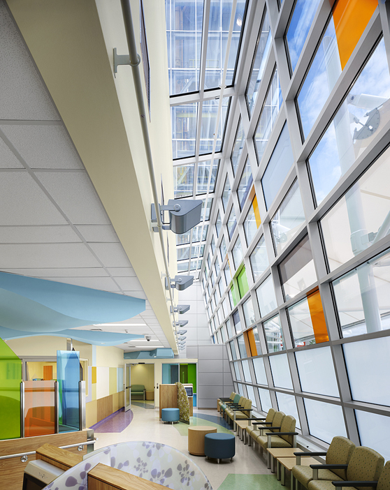 © Parkin Architects Ltd. | McMaster Children's Hospital