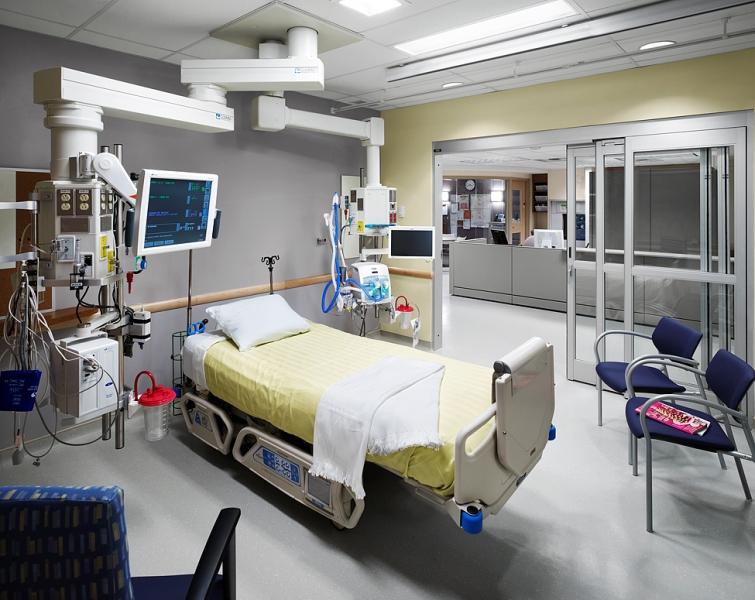 © Parkin Architects Ltd. | Woodstock Hospital