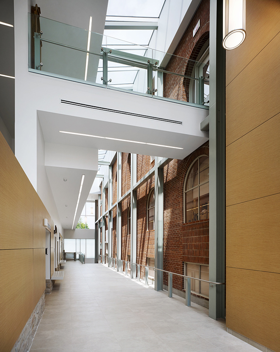 © Parkin Architects Ltd. | County of Dufferin, POA Courthouse