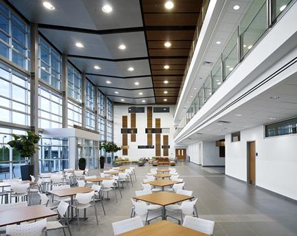 © Parkin Architects Ltd. | York Regional Police Headquarters