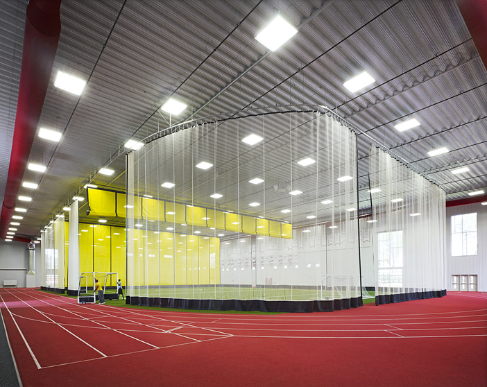 © Parkin Architects Ltd. | University of Guelph, Gryphon Fieldhouse