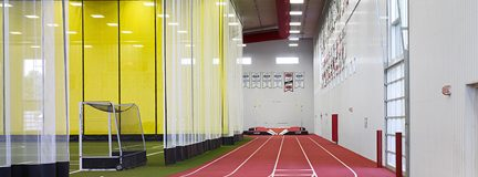 © Parkin Architects Ltd. | University of Guelph and Athletics Canada – Gryphon Fieldhouse serving as a Centre of Excellence
