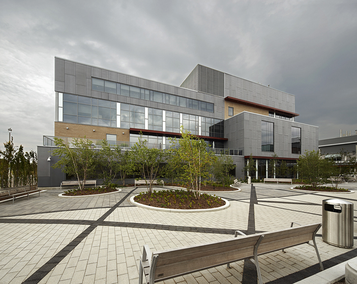 © Parkin Architects Ltd. | Royal Victoria Regional Health Centre (RVH), Rotary Place
