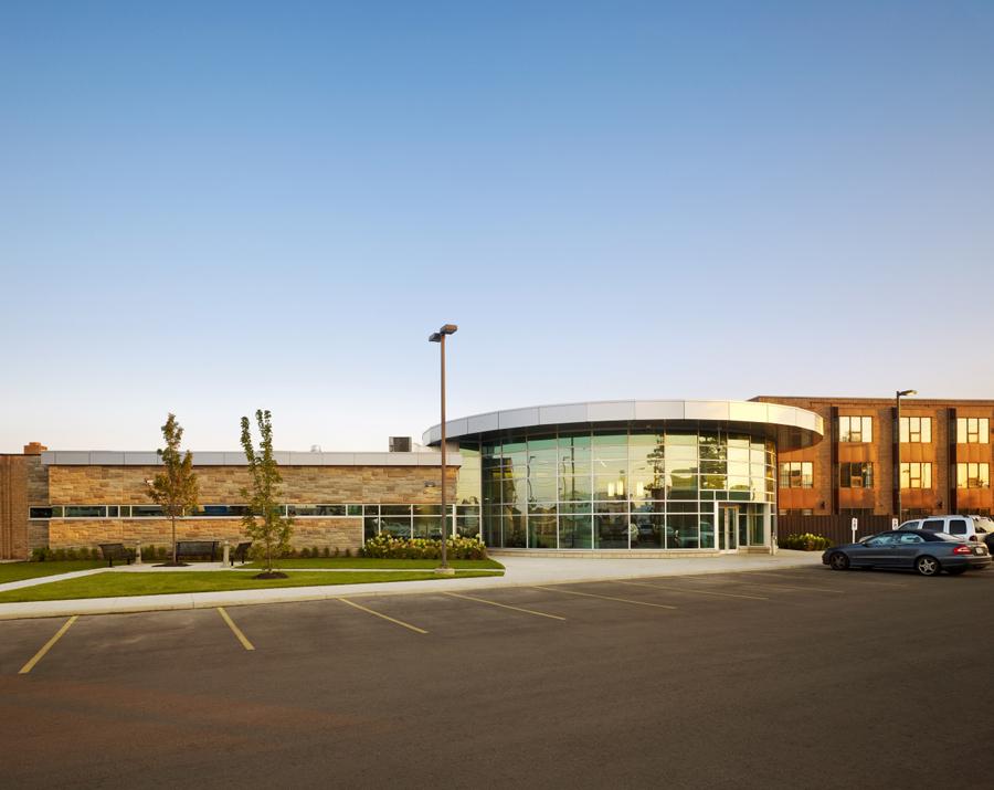 © Parkin Architects Ltd. | Toronto Immigration Holding Centre