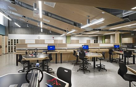 © Parkin Architects Ltd. | EDUCATION TRENDS