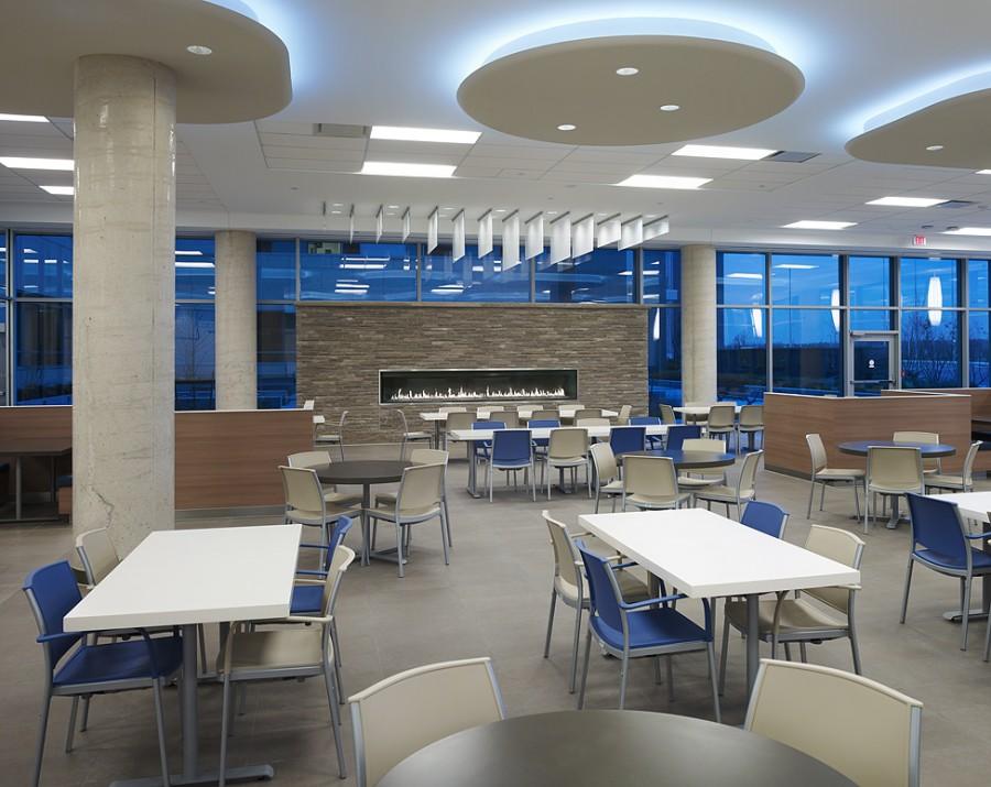 © Parkin Architects Ltd. | Oakville Trafalgar Memorial Hospital