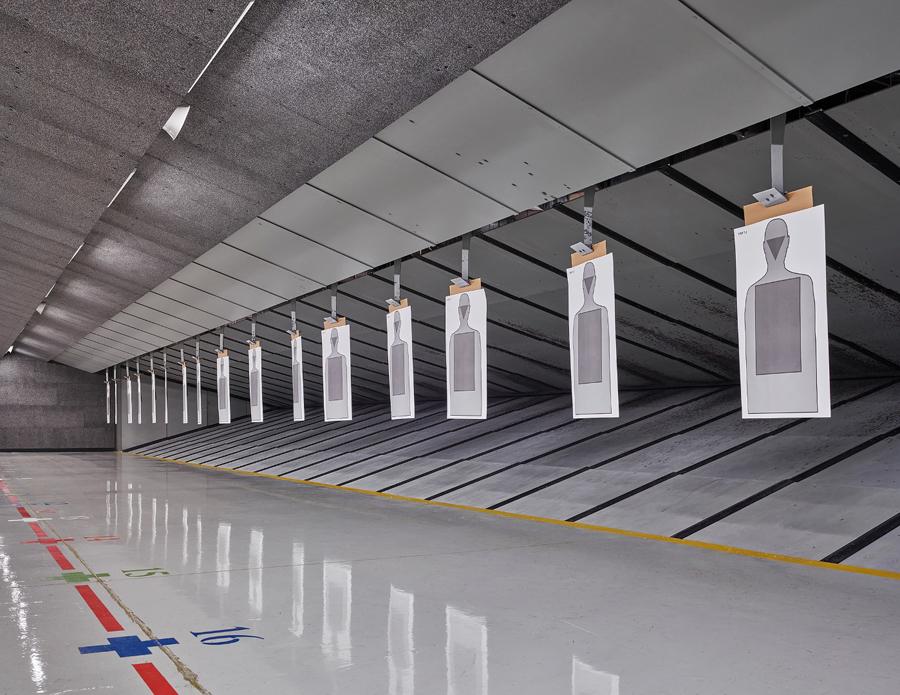 © Parkin Architects Ltd.   York Regional Police, Training Facility