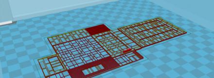 © Parkin Architects Ltd. | 3D Print your Elevations