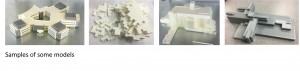 © Parkin Architects Ltd.   Parkin 3D Printing Challenge No. 3 Update