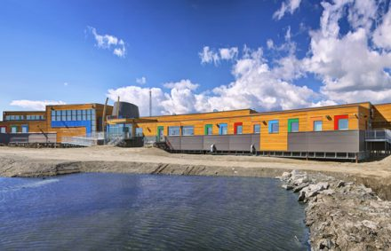 © Parkin Architects Ltd. | Parkin's Rankin Inlet Healing Facility Showcased by The Canadian Trade Commissioner