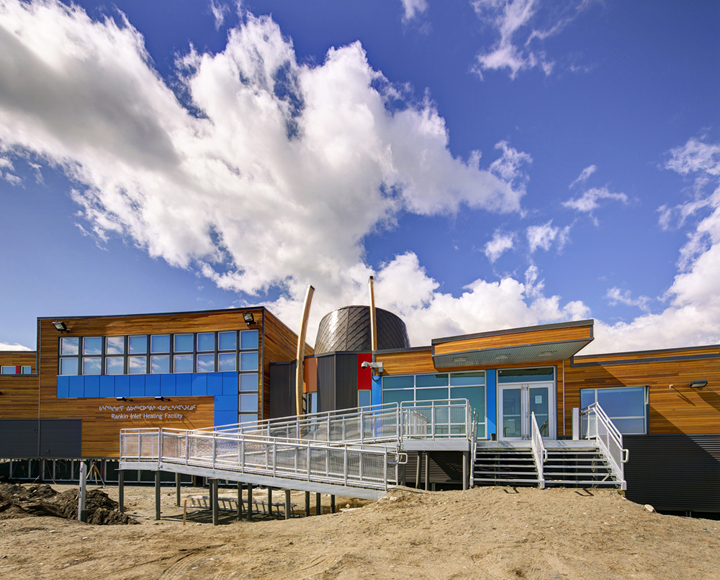 © Parkin Architects Ltd. | Rankin Inlet Healing Facility