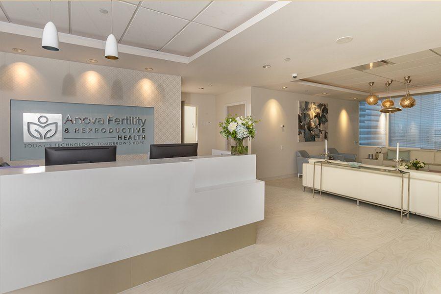 © Parkin Architects Ltd.   Anova Fertility and Reproductive Health