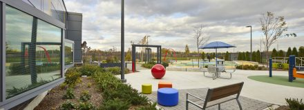 © Parkin Architects Ltd.   Healthcare Infrastructure Projects in Ontario