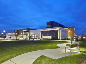 © Parkin Architects Ltd. | Healthcare Infrastructure Projects in Ontario