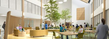 © Parkin Architects Ltd. | Recognizing Hospitals as Community Assets