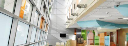 © Parkin Architects Ltd. | Institutional Design Explained