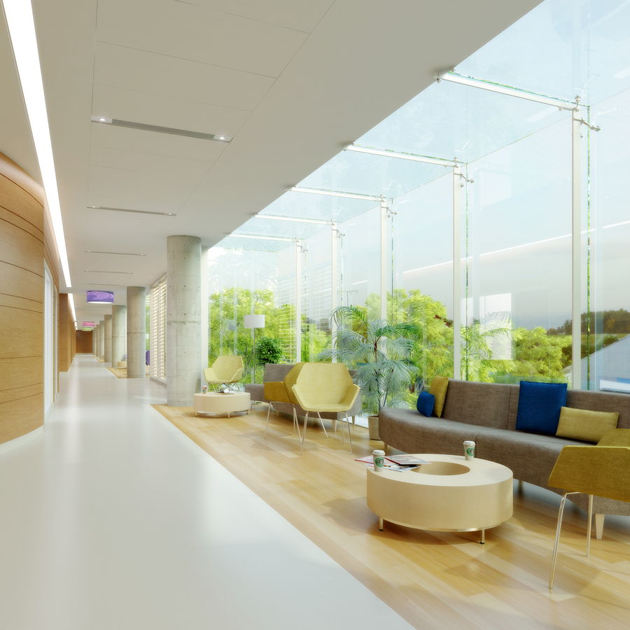Maternal Child Healthcare Design Parkin Architects Limited
