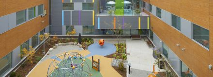 © Parkin Architects Ltd. | Healthcare Design for Children and Youth: Positive Distractions