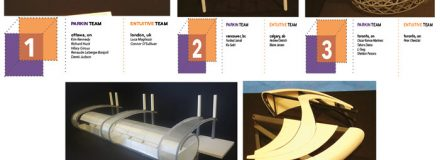 © Parkin Architects Ltd.   The 3D Printing Challenge Results