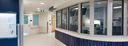 © Parkin Architects Ltd. | Royal Victoria Regional Health Centre | Child & Youth Mental Health Program