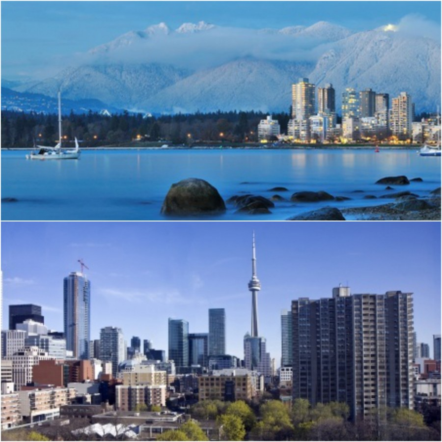 Healthcare Architecture Designs: Vancouver vs. Toronto