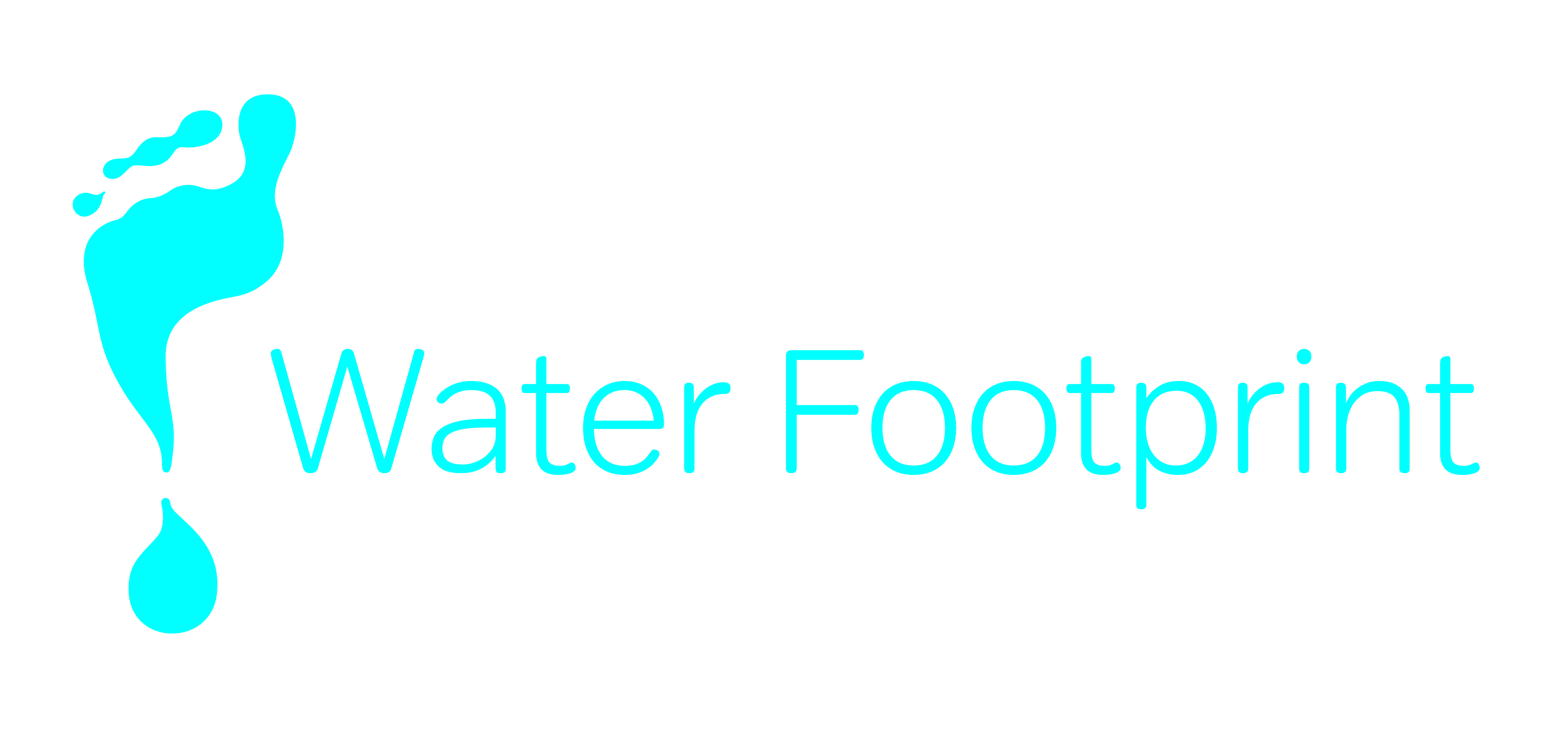 water footprint Abstract this study quantifies and maps the water footprint (wf) of humanity at a high spatial resolution it reports on consumptive use of.