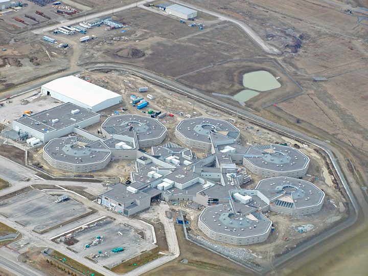 © Parkin Architects Ltd. | Central East Correctional Centre