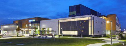 © Parkin Architects Ltd. | ErinoakKids Centre for Treatment and Development, Brampton Site