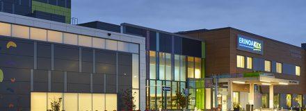 © Parkin Architects Ltd.   ErinoakKids Centre for Treatment and Development, Mississauga Site