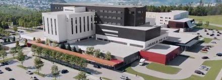 © Parkin Architects Ltd.   Breaking Ground in Corner Brook, Newfoundland and Labrador