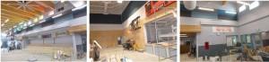 © Parkin Architects Ltd. | Cape Dorset School – Progress Update