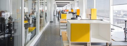 © Parkin Architects Ltd. | Today's Laboratory Designers Are Always Planning for the Future