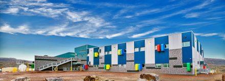 © Parkin Architects Ltd. | Arvilligruaq Illiniarvik School (K-12)