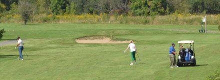 © Parkin Architects Ltd. | Parkin's Social Club Hosts a Golf Tournament
